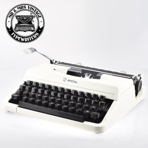 Imperial Portable Typewriter