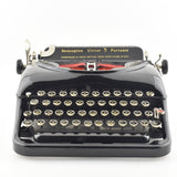 Remington Victor S Typewriter