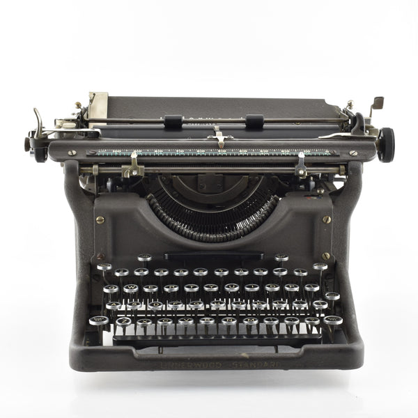 Underwood 6 Desk Typewriter