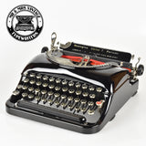 Remington 5 Victor T Typewriter