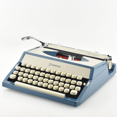 Imperial Litton TAB O Matic Typewriter