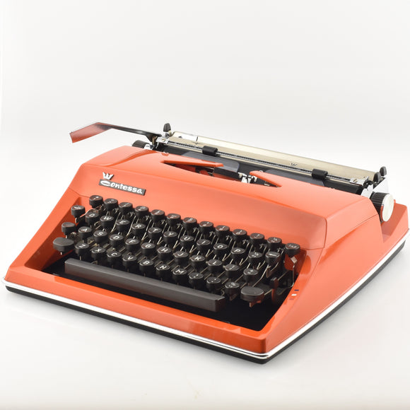 Adler Contessa Typewriter