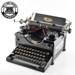 Royal 10 Typewriter