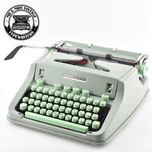 "Hermes 3000 Typewriter ""New platen"""