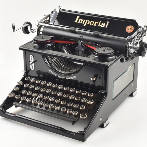Imperial Model 50 Typewriter