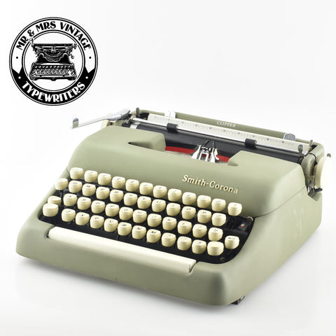 Smith Corona Typewriter Clipper