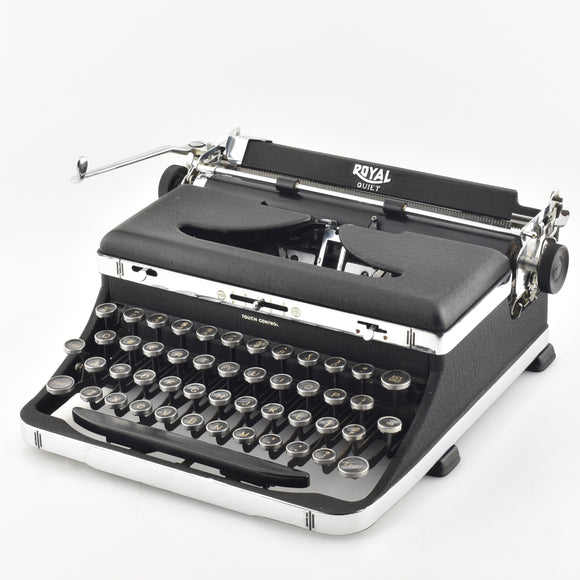 Royal Quiet Typewriter
