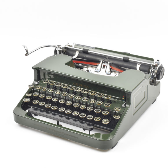 LC Smith Corona Typewriter