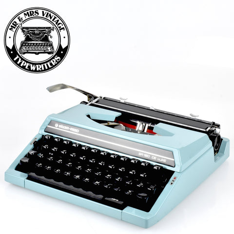 Silver Reed Typewriter SR180 Deluxe