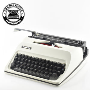 Adler Junior 10 Typewriter - Greek Layout