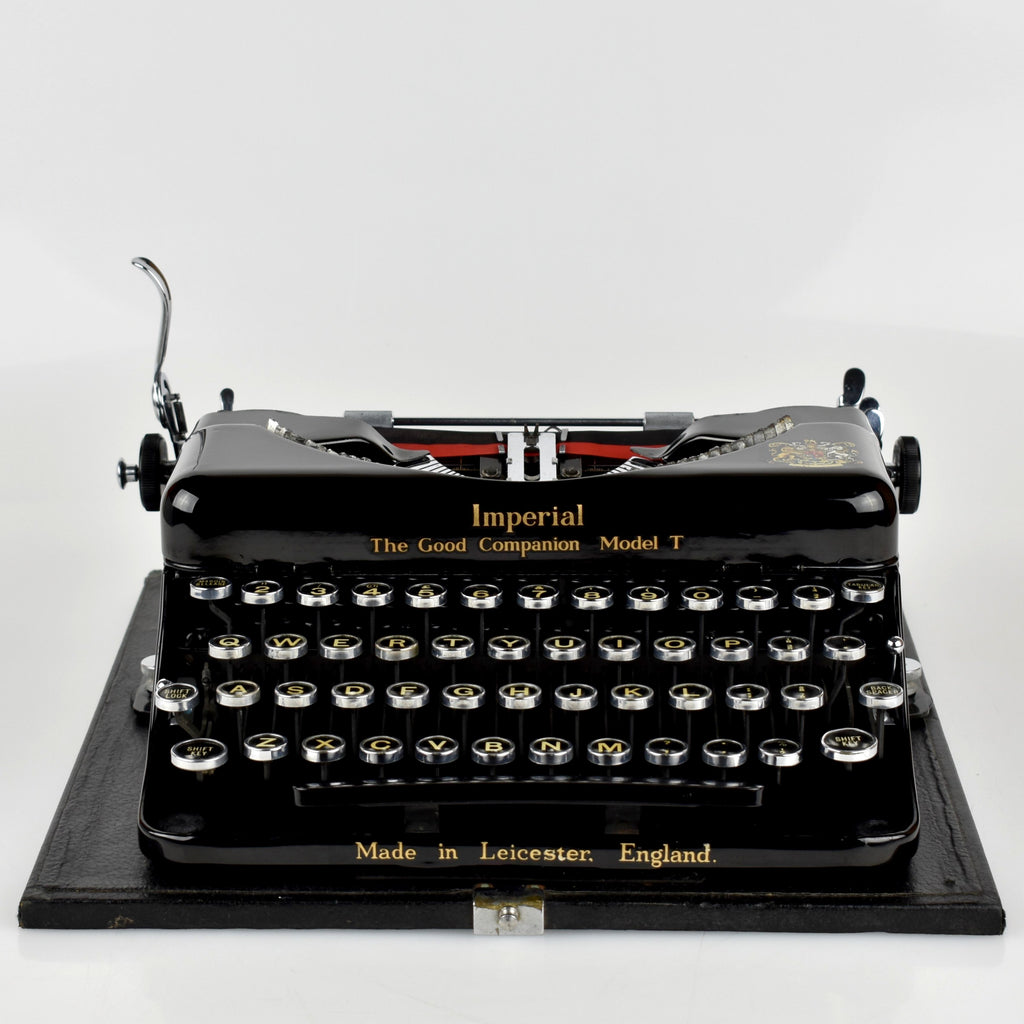 Imperial Good Companion typewriter model T