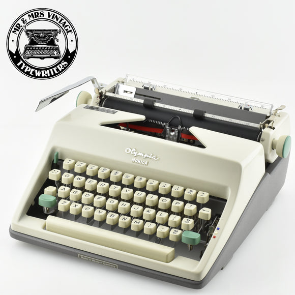 Olympia Monica Typewriter