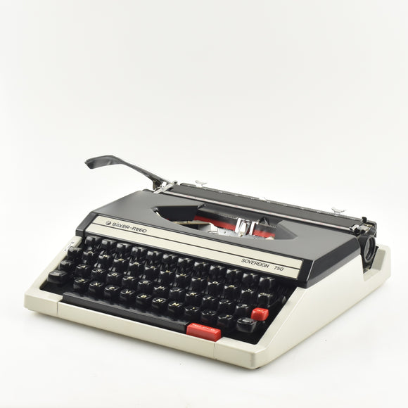 Silver Reed Sovereign 750 Typewriter