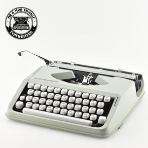 "Hermes Baby Typewriter ""Russian or Cyrillic Keyboard"""
