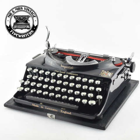 Imperial Good Companion Model 1 Typewriter