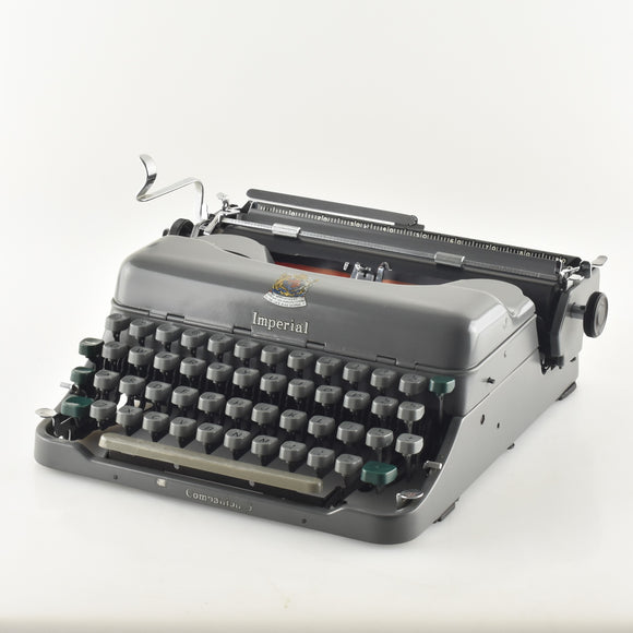 Imperial Good Companion Model 3 typewriter