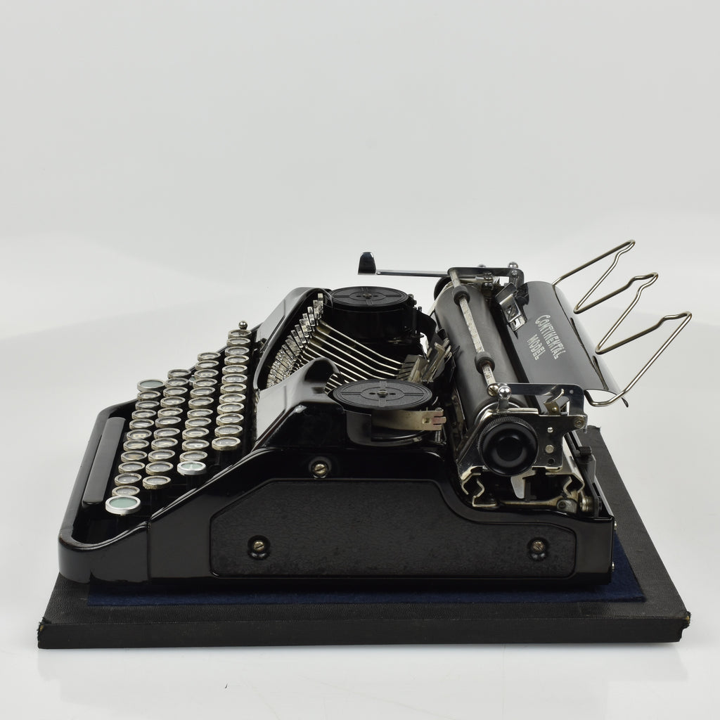 Continental Model Typewriter