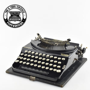 Remington Compact Portable Model 2 Typewriter