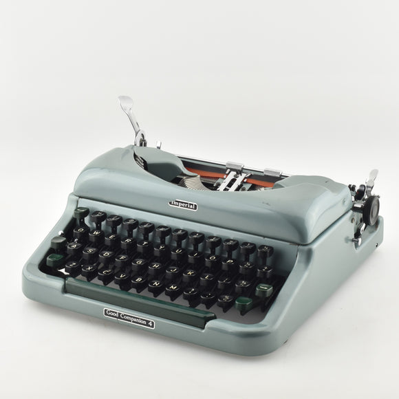 Imperial Good Companion Model 4 typewriter
