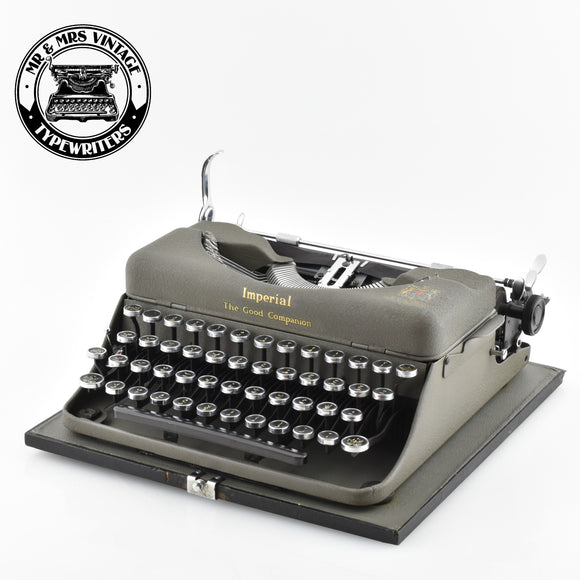 Imperial Good Companion Arabic Typewriter  Farsi فارسية عربية آلة كاتبة