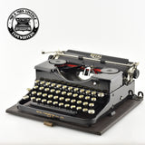 Royal O Typewriter