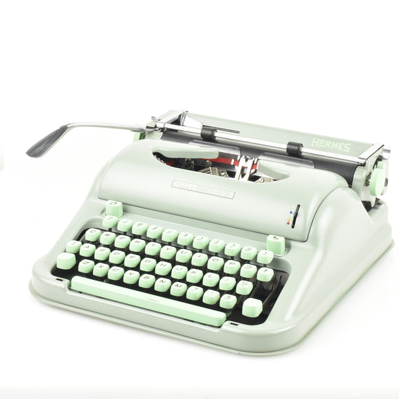 Hermes Media 3 Typewriter