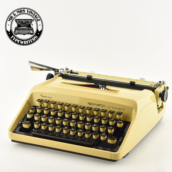 Remington Graduate Typewriter