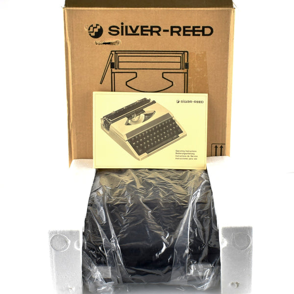Silver Reed SR180 Typewriter  new
