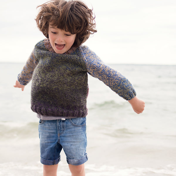 Beginner Kid's Sweater