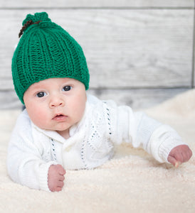 Easiest Newborn Hat Knitting Pattern