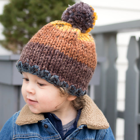 Toddler Thick & Quick Hat