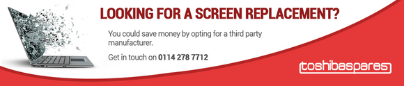 Screen Replacement Banner