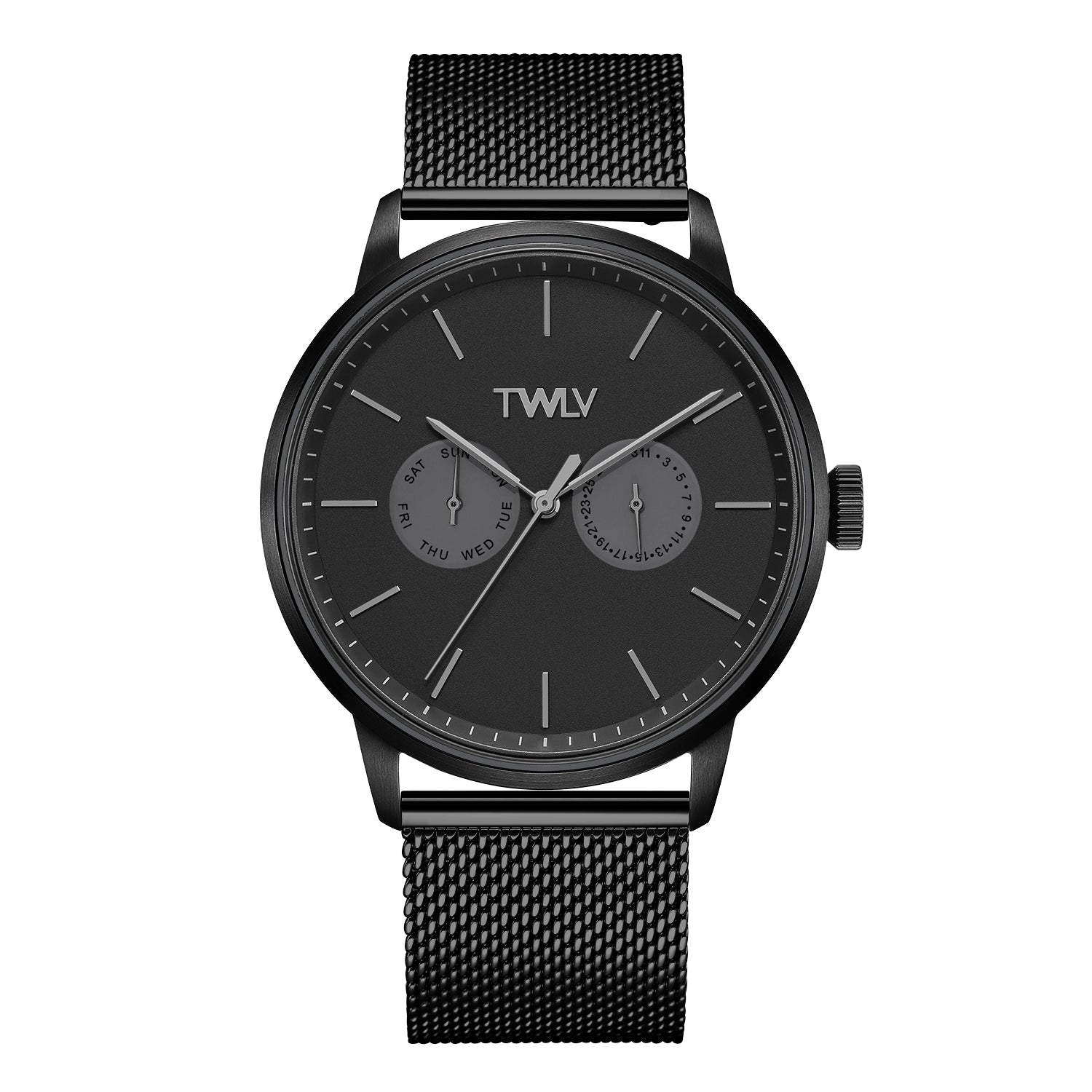 TW4409 Mr. King Black Mesh Black