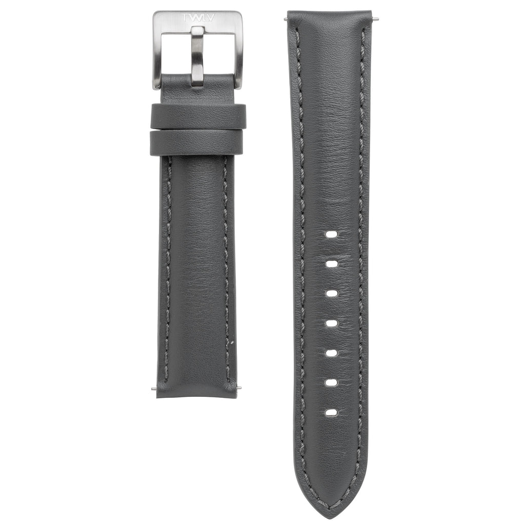 TWLV Gents Grey Strap TWS230
