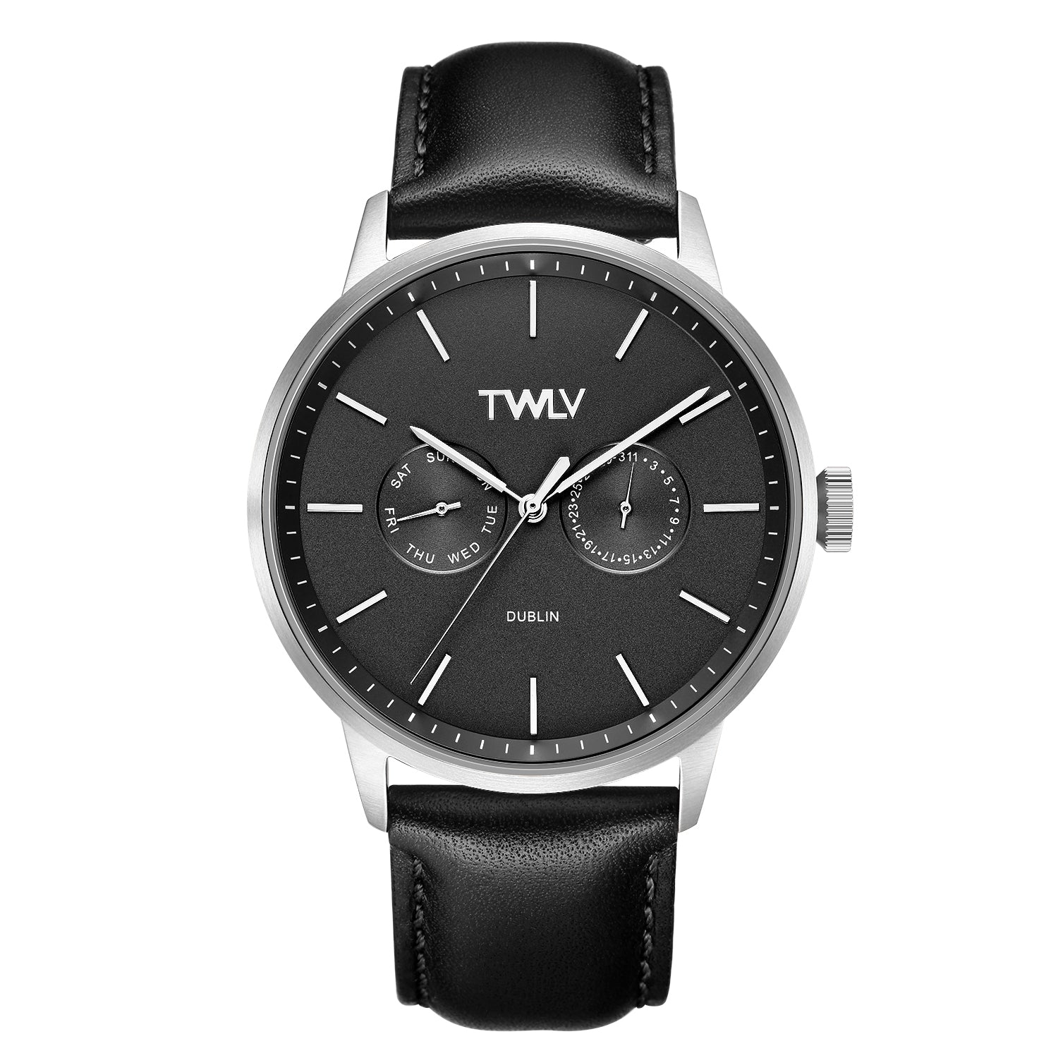 TW4402 TWLV Mr. King Black Strap Steel