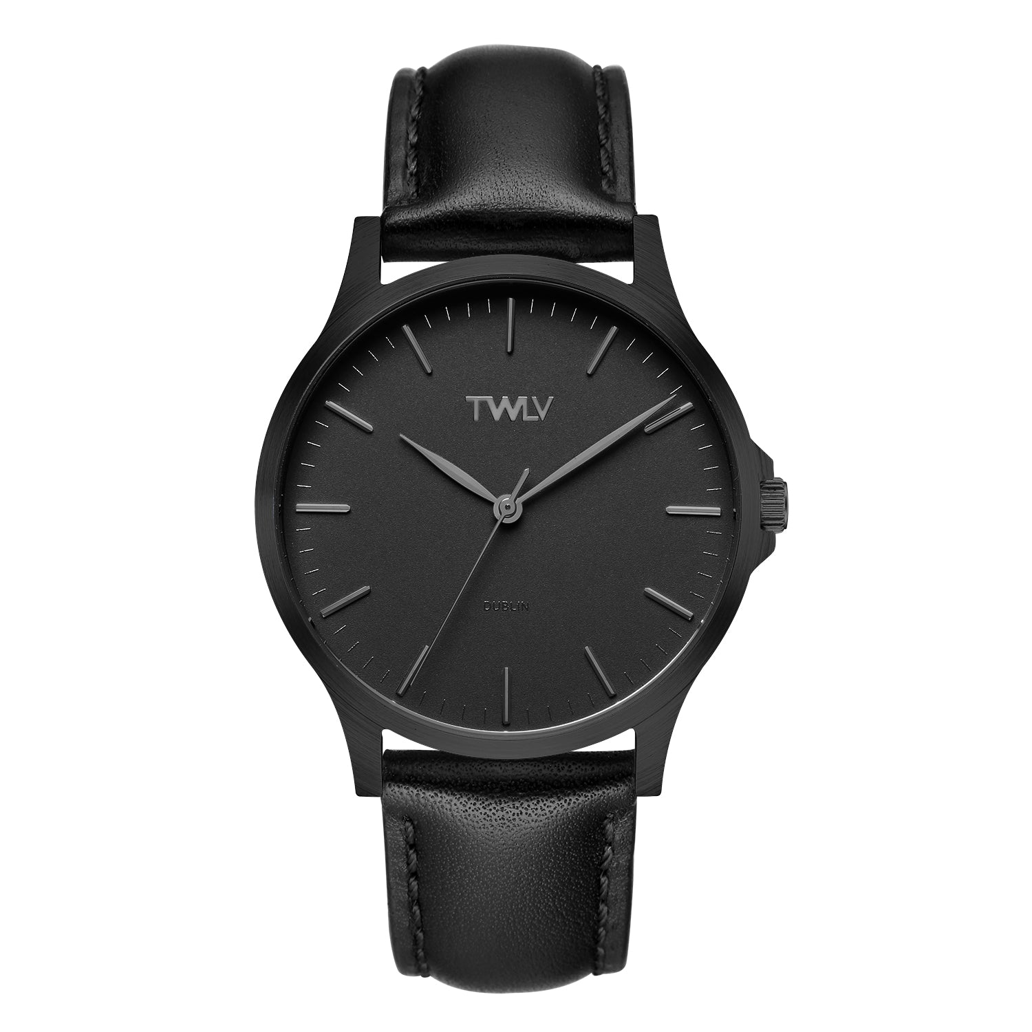 TW4605 TWLV Mr. Argue Black Strap Black