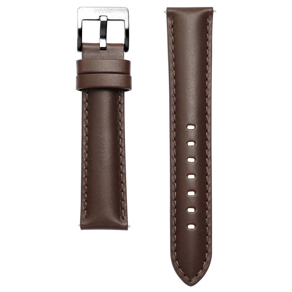 TWLV Gents Brown Strap TWS201