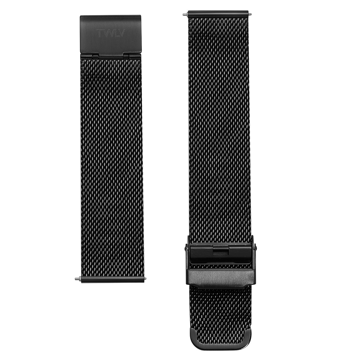 TWLV Gents Black Strap TWS207