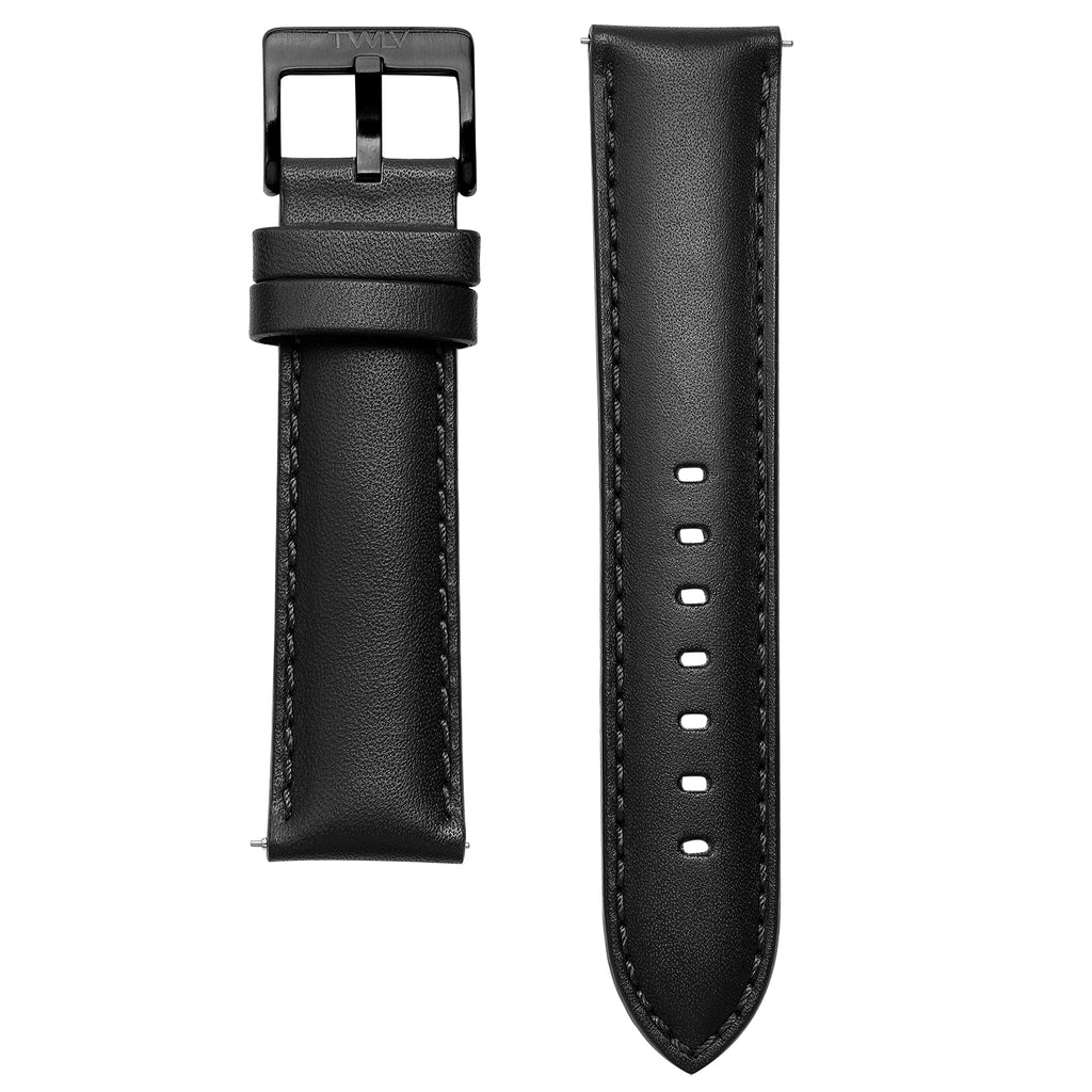 TWLV Gents Black Strap TWS222