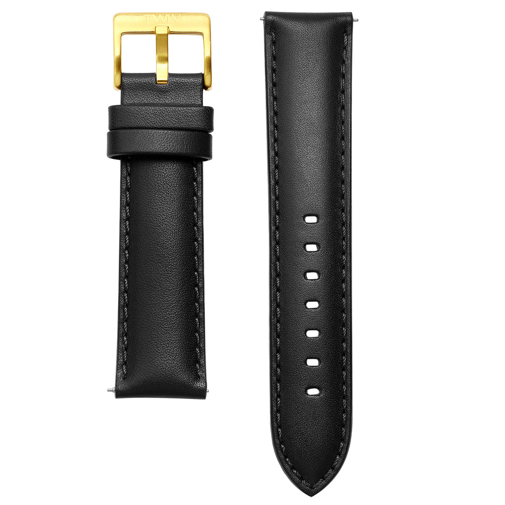 TWLV Gents Black Strap TWS223