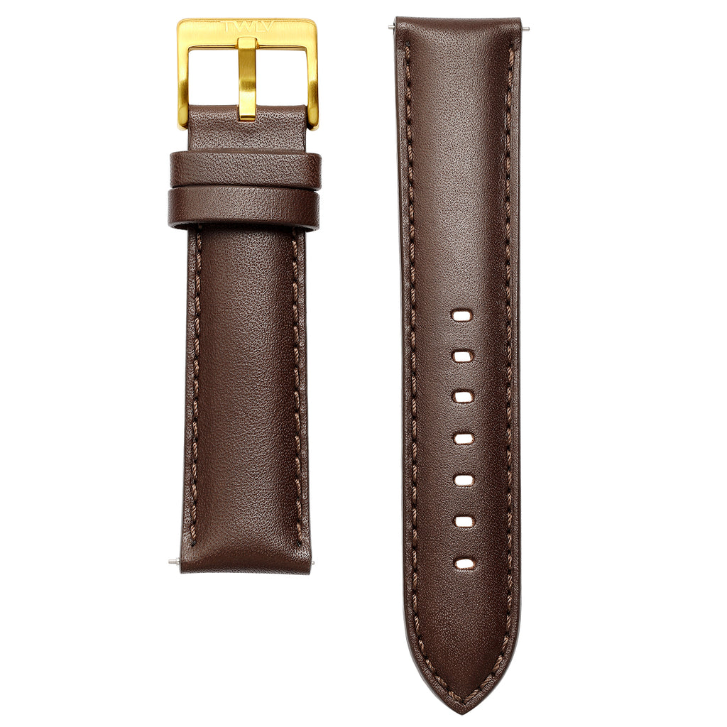 TWLV Gents Brown Strap TWS226
