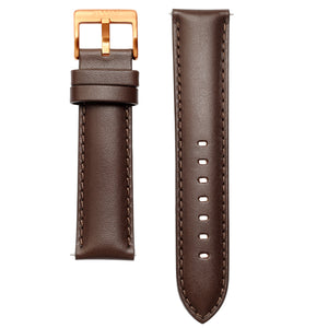 TWLV Gents Brown Strap TWS227