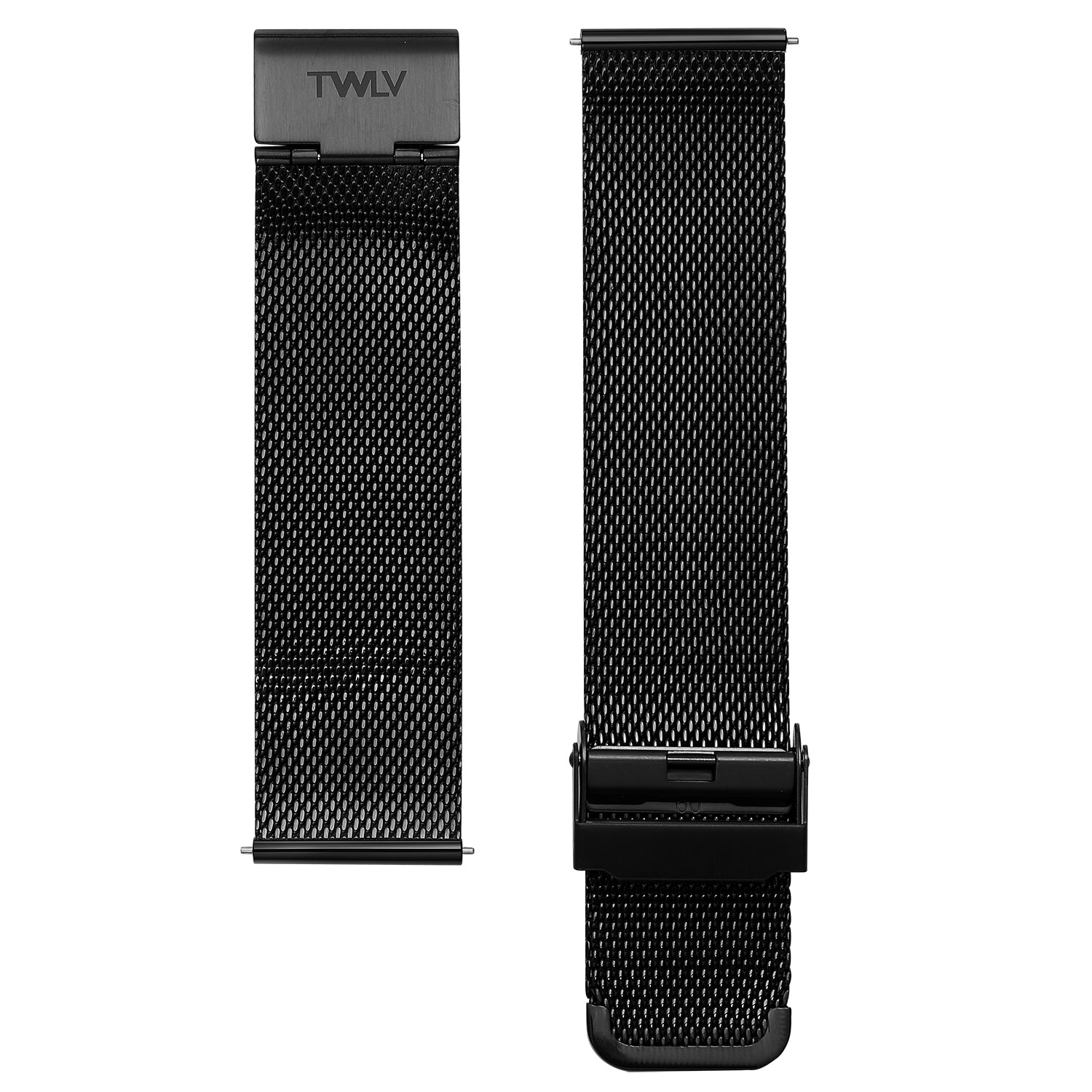 TWLV Gents Black Strap TWS229