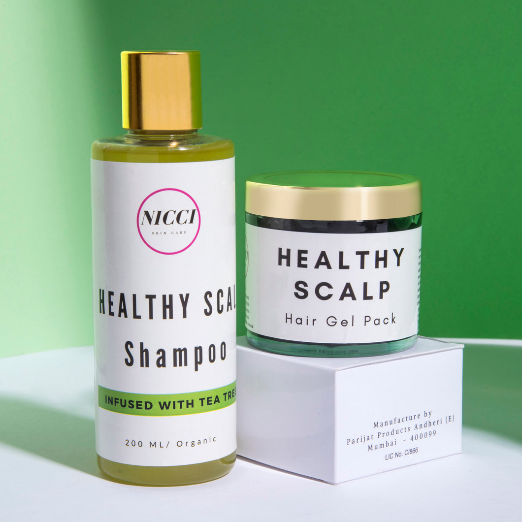 Healthy Scalp Combo - Nicci Skin Care