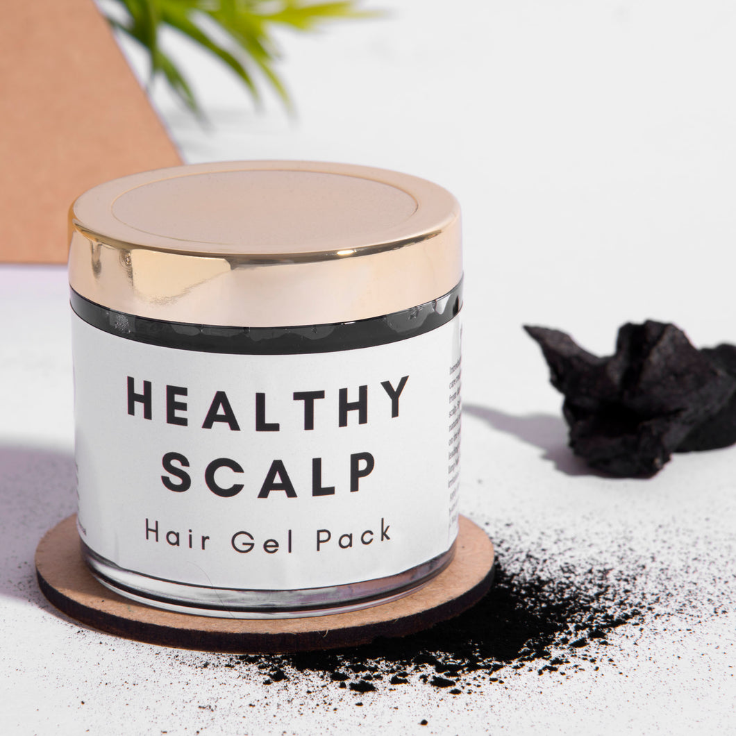Healthy scalp hair gel pack - Nicci Skin Care