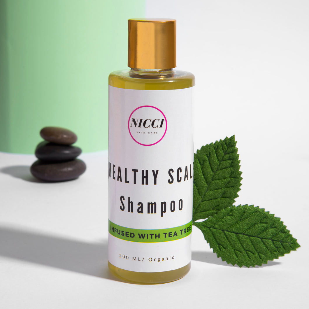 Healthy Scalp Shampoo - Nicci Skin Care