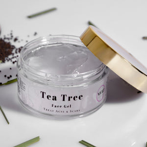 Tea Tree Face Gel - Nicci Skin Care