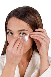 Silver Platinum  Eye Mask - Nicci Skin Care