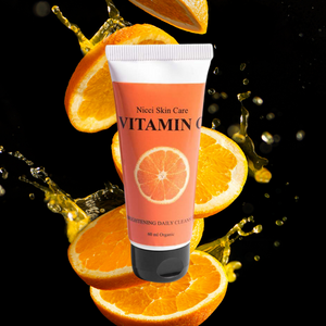 Nicci Vitamin C Face Wash - Nicci Skin Care