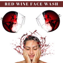 Red Wine Face Wash - Face Glow - Nicci Skin Care